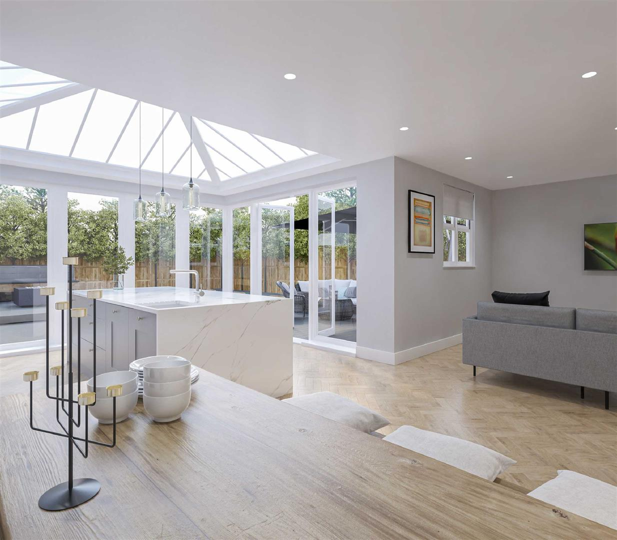 5 Bedroom Detached House For Sale - Image 5